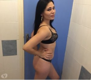 Shaily ladyboy nuru massage in Corinth