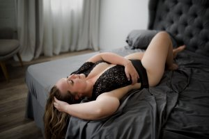 Guessy outcall escorts in Lyndhurst